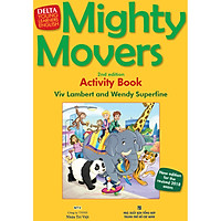 Mighty Movers 2nd Edition - Activity's Book (Kèm CD)