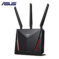 Bộ định tuyến chơi game Wi-Fi Gigabit băng tần kép ASUS RT-AC86U AC2900 không dây thông minh MU-MIMO Smart Wireless Internet Router Support AiMesh