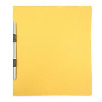 Bộ 3 Bìa Giấy Flat File A4S-Yellow 78-037ND