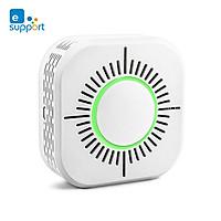 eWeLink Smoke Detector Sensor Wireless 433MHz Fire Security Protection Alarm Sensor Work with Sonoff RF Bridge APP