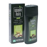 Dầu gội dược liệu Nguyên Xuân chai xanh 200ml - Dưỡng tóc, phục hồi hư tổn
