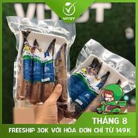 [CHỈ GIAO HN] - VITOT FOOD CÁ NỤC 1 NẮNG (500g/ khay)