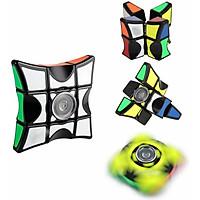 Con Quay 2 trong 1 Rubik Spiner 4 cánh