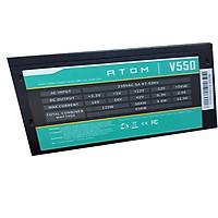 Nguồn máy tính Antec ATOM V550 - Hàng chính hãng