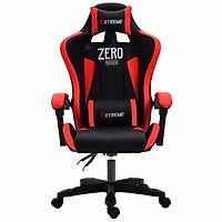 Ghế chơi game Extreme Zero Series Đen Đỏ - Hàng nhập khẩu