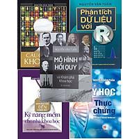 Bộ sách Khoa học của Giáo sư - Tiến sỹ Nguyễn Văn Tuấn - Bộ 5 cuốn