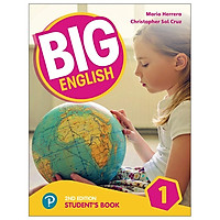 Big English AmE 2nd Edition Student Book Level 1