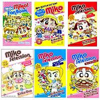 Combo Miko Ngoại Truyện(Bộ 6 cuốn)