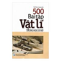 500 Bài Tập Vật Lí THCS