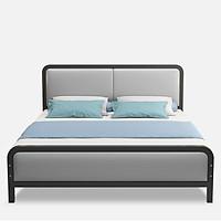 Giường Ngủ Khung Sắt Bắc Âu Cao Cấp Kích Thước 120x200cm
