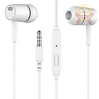 Tai nghe in-ear có mic D21 công nghệ Hifi chơi game nghe nhạc cho điện thoại máy tính
