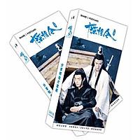 Postcard Trần tình lệnh mẫu mới hộp ảnh trần tình lệnh tiêu chiến vương nhất bác mẫu 1