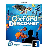 Oxford Discover 2nd Edition: Level 2: Student Book Pack