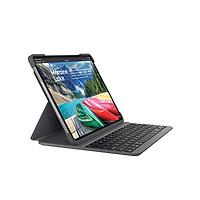 Bàn Phím Không Dây Logitech Slim Folio Pro dành cho iPad Pro (3rd gen) - Hàng Chính Hãng