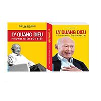 Combo Lý Quang Diệu - Những Điều Tôi Biết + Lý Quang Diệu Kỷ Luật Thép Của Singapore (Kinh tế - Xã Hội)