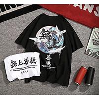 <FREE SHIP> Áo phông nam tay lỡ vải thun cotton co giãn chất mềm mịn y ảnh (hac)