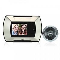 Bộ Camera Chuông Cửa Không Dây Kèm Màn Hình LCD 2.4