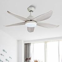 Quạt trần đèn trang trí phòng khách đẹp hiện đại - HLFAN660