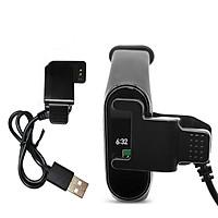 Cáp sạc USB đa năng dạng kẹp cho đồng hồ và vòng đeo tay thông minh
