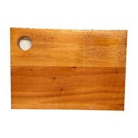 Thớt gỗ chữ nhật trang trí A CN1N1