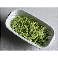 Bộ rổ đựng rau củ đa năng 2 lớp Nakaya Freille 700ml - Made in Japan