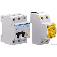 Bộ thiết bị chống sét kết hợp bảo vệ quá áp nguồn điện 1P-230Vac, dòng tải 63A - Hàng chính hãng