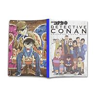 Sổ tay bìa dẻo hình Anime Thám tử Conan