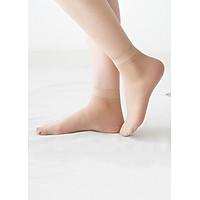 Combo 2 bộ tất da chân Hàn Quốc (Màu da)