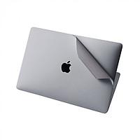 Bộ dán bảo vệ cho Macbook màu Space Grey (Xám)