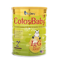 3 Hộp Sữa Bột Vitadairy ColosBaby Gold 2+ (800g)