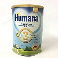 Sữa Humana Gold 3 800 gr: sữa công thức cho bé từ 1-9 tuổi