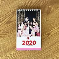 Lịch 2020 Twice tặng vòng tay