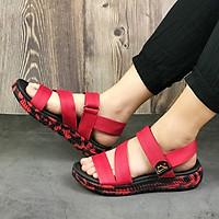 Giày sandal nam siêu nhẹ hiệu MOL thích hợp mang đi học MS2RB