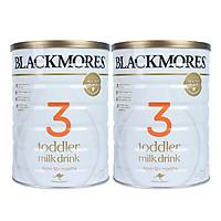 Hai hộp sữa Blackmores Toddler Milk Drink (số 3) dành cho bé