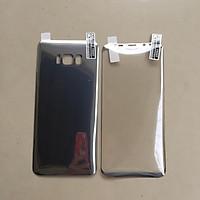 Bộ dán mặt trước sau Film 3D Dẻo Cho Samsung S8 Plus ( dán Full màn hình) - Hàng nhập khẩu