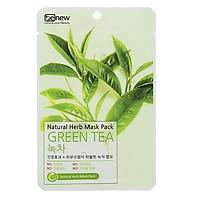 Mặt nạ trà xanh hỗ trợ trị mụn sạch nhờn Benew Hàn quốc ( 22ml)- HÀNG CHÍNH HÃNG