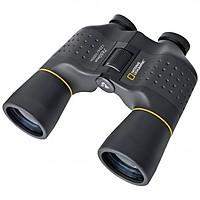 National Geographic 7x50 Porro Binoculars ống nhòm hai mắt từ hãng Bresser- Thiết bị quang học với trường quan sát rộng với hình ảnh sắc nét - Hàng nhập khẩu từ Germany