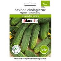 Hạt giống hữu cơ châu Âu chuẩn EU Organic