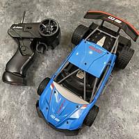Ô tô điều khiển từ xa vỏ hợp kim chống va đập Model SX01