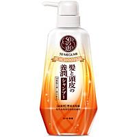 Dầu Gội Mềm Mượt Và Dưỡng Ẩm 50 Megumi Smooth And Moist Shampoo 400ml
