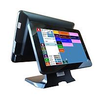 Máy POS cảm ứng EASY E8900-I5 Dual (2 màn hình) - Hàng chính hãng