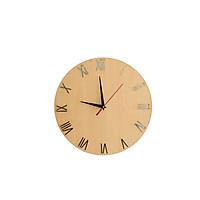 Đồng hồ treo tường mặt gỗ Acescor DHG03- Nội Thất Sang Trọng, Trang Trí Nhà Cửa, Quán Cà Phê, Homestay
