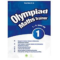 Sách Olympiad maths trainer 1 - Toán 7 8 tuổi