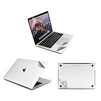 """Bộ dán Full JCPAL MacGuard 5 in 1 cho Macbook Pro 13"""" 2020 - Hàng chính hãng"""