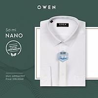 OWEN - Áo sơ mi trắng OWEN chất Nano không nhăn (REGULAR/SLIM)