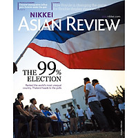 Nikkei Asian Review: The 99% Election - 10.19