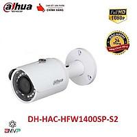 Camera Dahua 4 Mp DH-HAC-HFW1400SP-S2 - Thân Trụ Ngoài Trời - Hàng chính hãng