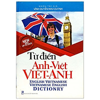 Từ Điển Anh Việt - Việt Anh