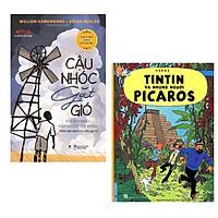 Combo Sách Thiếu Nhi Hay Cho Bé: Cậu Nhóc Gặt Gió + Những Cuộc Phiêu Lưu Của Tintin - Tintin Và Những Người Picaros