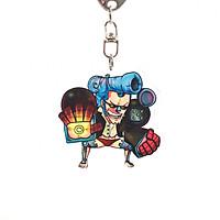 Móc Khóa Franky One Piece